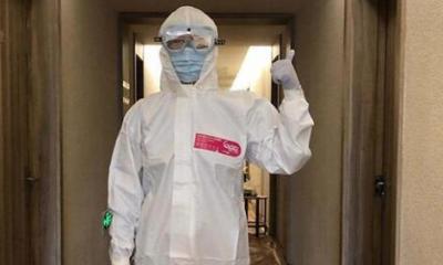 医院疫情防控工作总结报告3篇